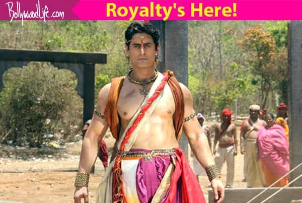 Whoa! Check out Mohit Raina's first look as Chakravartin Ashoka Samrat!