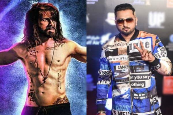 Shahid Kapoor's character in Udta Punjab INSPIRED from Yo Yo Honey Singh?