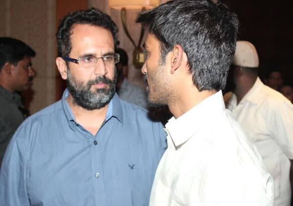 Dhanush teams up with  Raanjhaana director Aanand L Rai once again!