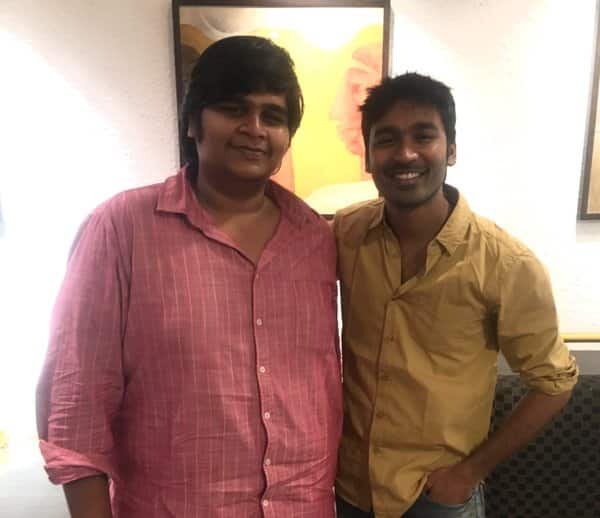 Dhanush teams up with Jigarthanda director Karthik Subbaraj for the first time!