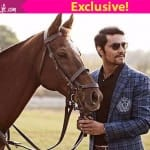 Randeep Hooda REGRETS not being able to spend much time with his horses!
