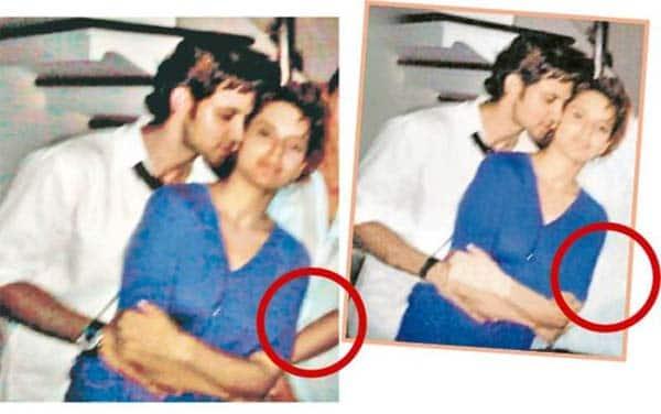 Kangana Ranaut PHOTOSHOPPED her leaked INTIMATE picture with Hrithik Roshan?