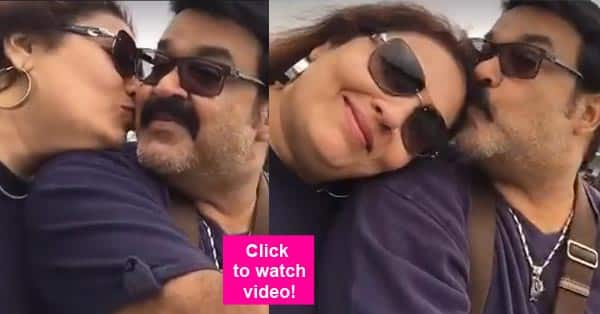Mohanlal's love song for his wife on their wedding anniversary will stir the ROMANTIC soul inyou!