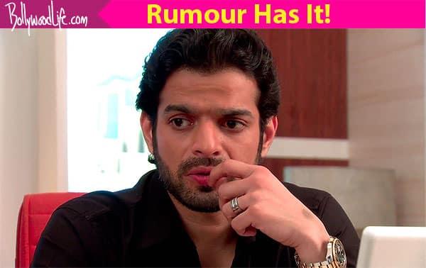 Did Karan Patel disappoint his Yeh Hai Mohabbatein team on their big day?