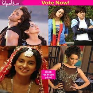 Queen, Tanu Weds Manu Returns, Fashion, Krrish 3 - which is your favourite Kangana Ranaut film?