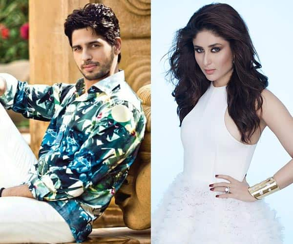 Sidharth Malhotra DISAGREES with Kareena Kapoor Khan's opinion on celebs going social!