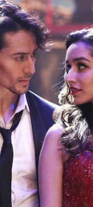 Movie this week: Baaghi!