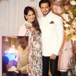 Riteish Deshmukh feeding his pregnant wife Genelia D'Souza at Karan-Bipasha's wedding will make you go AWWW – watch video!