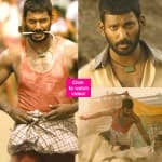 Marudhu teaser: Vishal shines in his tough guy avatar in an otherwise ordinary teaser!