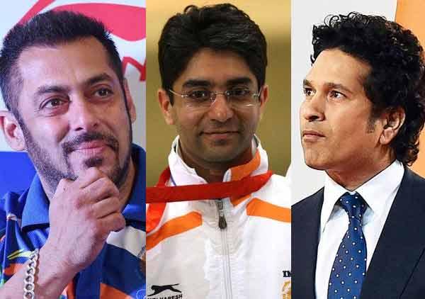 After Salman Khan and Abhinav Bindra, Sachin Tendulkar appointed as the Goodwill Ambassador for Rio Olympics 2016!