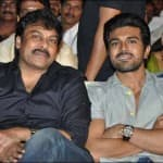 Ram Charan to produce Chiranjeevi's next film!