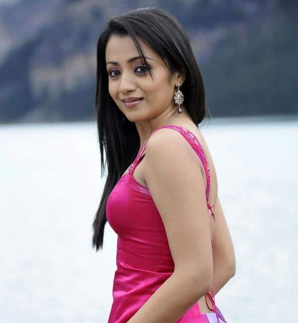 Trisha Krishnancute