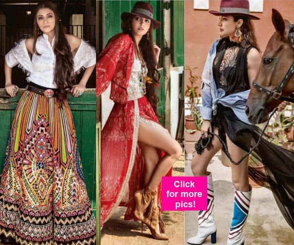Anushka Sharma turns FARMGIRL for a magazine photoshoot and makes us go YEEHAW!
