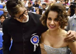 Kangana Ranaut would LOVE to be Bollywood's Ultimate ANGRY woman!