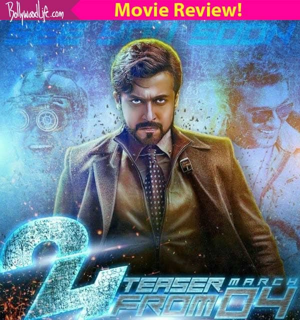 24 movie review suriya is top notch in the best time travel flick 24 movie review suriya is top notch in the best time travel flick india has ever made bollywoodlife altavistaventures Images