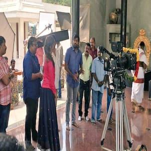 Vijay Sethupathi kicks off shoot for yet another film titled Rekka!