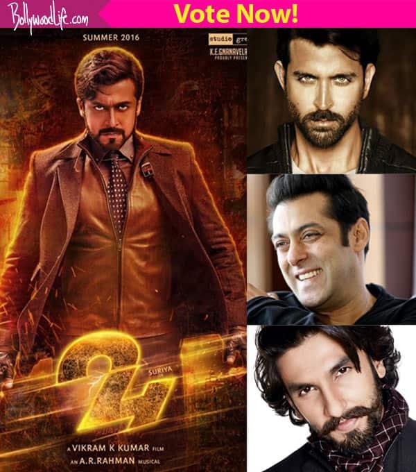 Salman Khan, Hrithik Roshan, Akshay Kumar – whom do you want to see replacing Suriya if Bollywood ever remade 24?