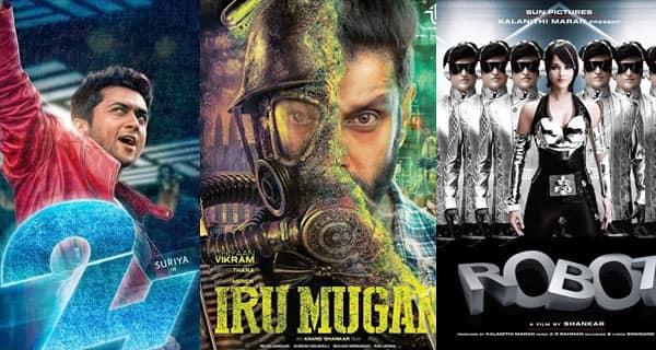 Here's why Suriya's 24 has made it a real challenge for Vikram's Iru Mugan and Rajinikanth's 2.O!