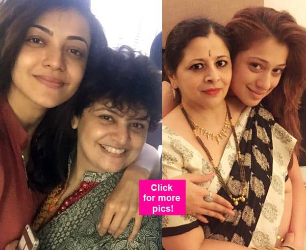 Kajal Aggarwal, Trisha Krishnan, Hansika Motwani, Lakshmi Raai share their SENTIMENTAL messages for their mommies!