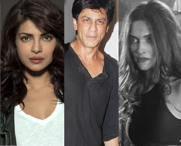 Shah Rukh Khan on Priyanka Chopra and Deepika Padukone taking over Hollywood; says it's EXTREMELY GUTSY ofthem!
