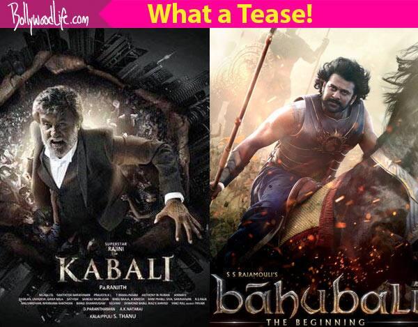 Neruppu Da! Rajinikanth's Kabali teaser trounces SS Rajamouli's Baahubali!