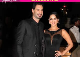 Sunny Leone does NOT have a no-kissing clause, clarifies Daniel Weber!