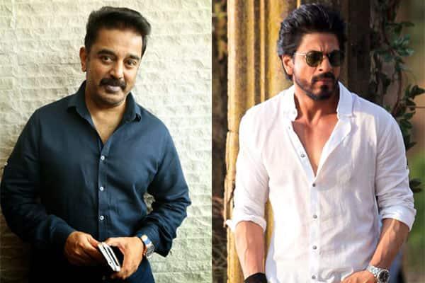 Shah Rukh Khan to ape Kamal Haasan's Appu Raja in Anand L Rai's film?