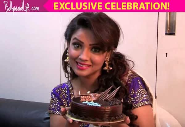 Naagin's Adaa Khan aka Shesha celebrates her birthday :     Adaa Khan, Actress