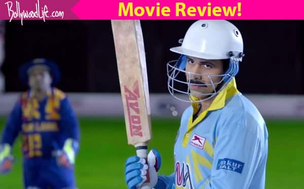 Azhar movie review: Emraan Hashmi plays a BRILLIANT knock in a totally one-sided match!