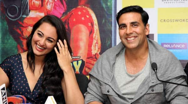 Akshay Kumar and Sonakshi Sinha's Namastey England to go on floors this August!