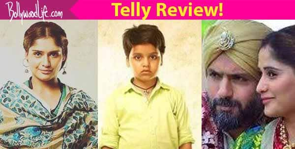 Waaris TV Review: Iqbal Khan and Arti Singh pack in powerful performances in this social drama!