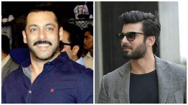 Blockbuster news! Fawad Khan in Salman Khan's next?