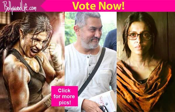 Priyanka's Mary Kom, Aamir's Dangal, Aishwarya's Sarabjit: Whose reel to real avatar is most convincing?
