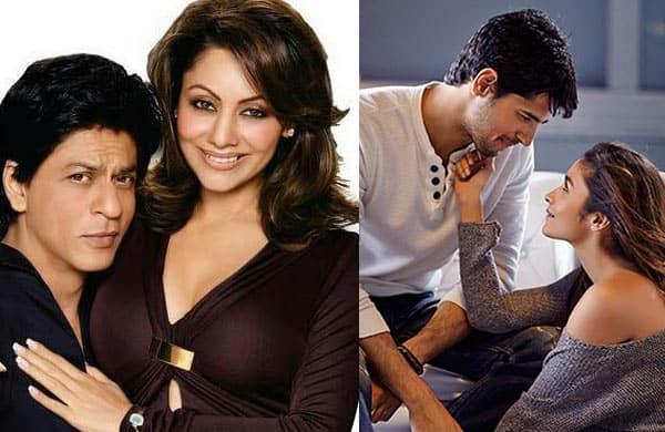 Shah Rukh Khan, Gauri Khan, Alia Bhatt, Sidharth Malhotra all set to fly to London!