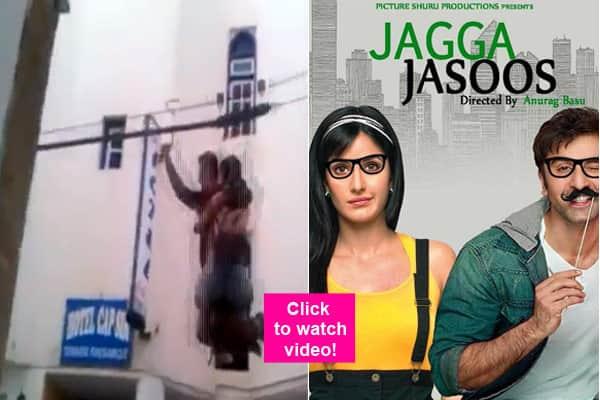 Katrina Kaif – Ranbir Kapoor get inspired by Rush Hour 2 for Jagga Jasoos – watch video