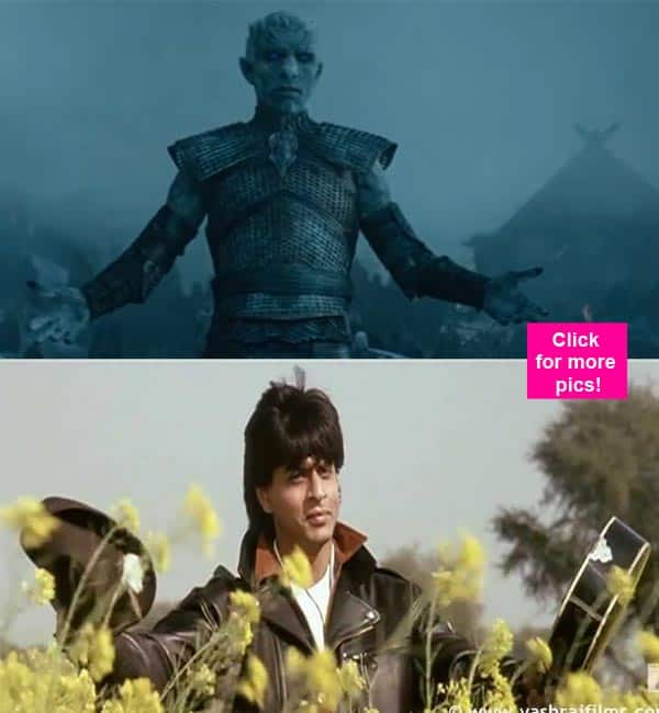 LOL! Game of Thrones just got a Shah Rukh Khan twist and it's damn funny- watch video!