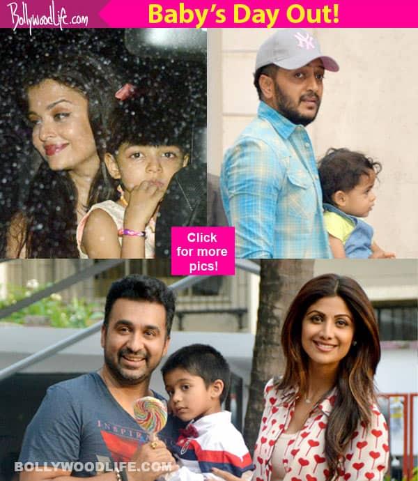 Aishwarya Rai Bachchan, Shilpa Shetty and Riteish Deshmukh get their kids to party – view HQ pics!