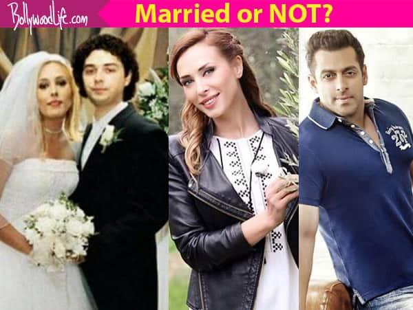 Salman Khan's girlfriend Iulia Vantur marriage pic with Marius Moga – REAL or FAKE?