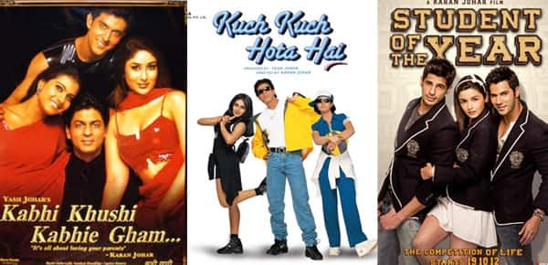 Kuch Kuch Hota Hain, Kabhi Khushi Kabhi Gham, My Name Is Khan – 5 Karan Johar movies that set the box office on fire!