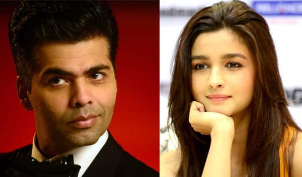 Why did Alia Bhatt give Karan Johar's birthday party a miss?