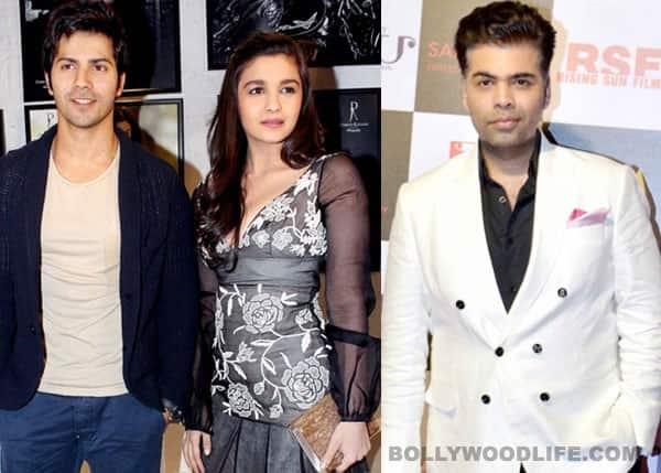 Varun Dhawan, Anushka Sharma, Alia Bhatt: B-town wishes Karan Johar on his birthday