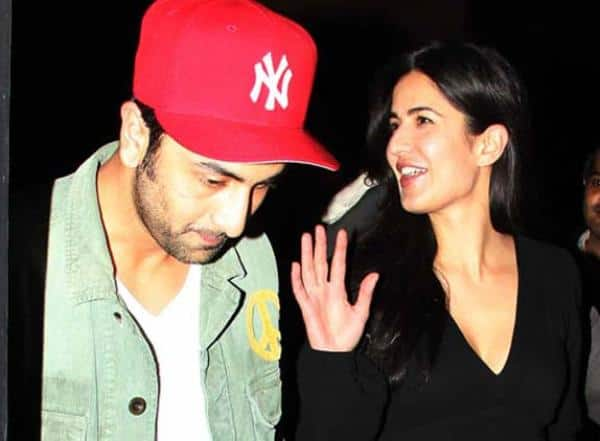 Ranbir and Katrina patch up at Karan Johar's birthday bash?