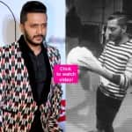 Riteish Deshmukh caught SHOPLIFTING clothes from a designer store – watch video!