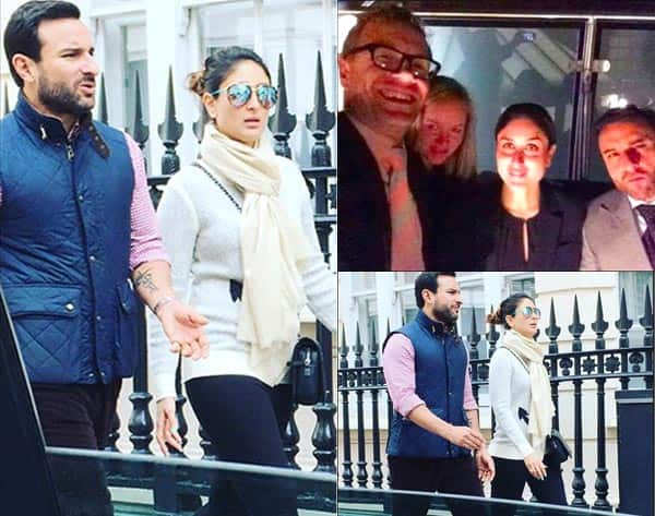This pic of Kareena and Saif chillin in London will make you want to swap places with them!