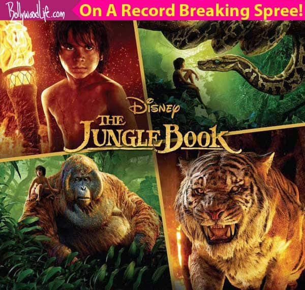13 box office milestones The Jungle Book achieved in 50 days!