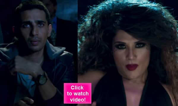 Cabaret song Mohe Aaye Na: Richa Chadha's seductive moves steam up this old classic – watch video!