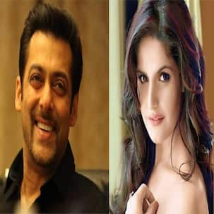Zareen Khan credits her career in Bollywood to Salman Khan
