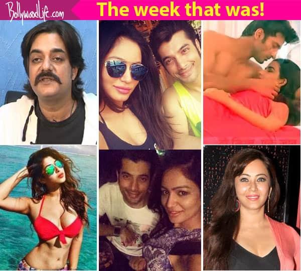 Ssharad Malhotra-Pooja Bisht, Sonarika Bhadoria, Nausheen Ali Sardar-Rahil Azzam split, Kunj-Twinkle's steamy consummation in Tashan-E-Ishq – Here is a look at TV's newsmakers!