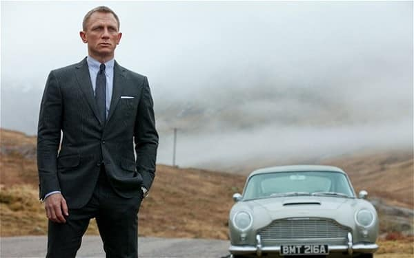 Daniel Craig 'exhausted' from playing James Bond