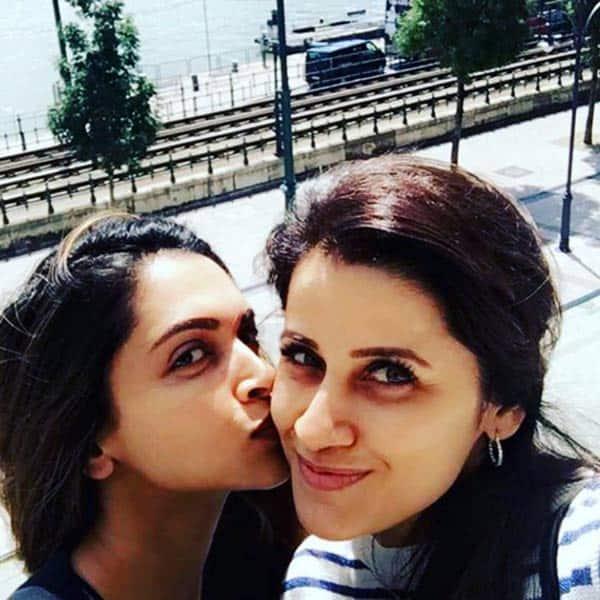Hey Ranveer Singh, Deepika Padukone is having a gala time in Budapest with someone else!